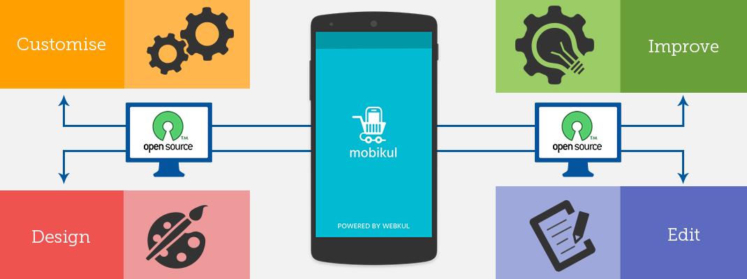 Open Source Mobile Marketplace App