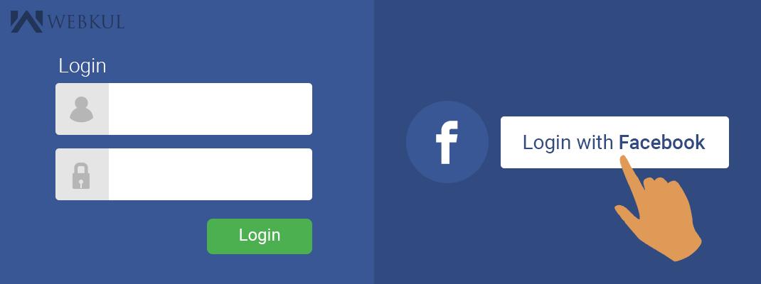 login and register via facebook sdk in android application mobikul. Black Bedroom Furniture Sets. Home Design Ideas