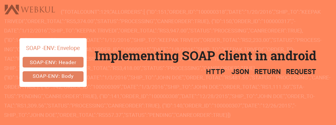 Implementing SOAP client in android project using KSOAP2 library