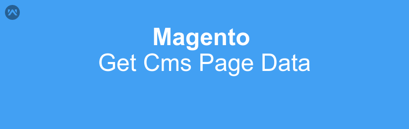 Magento Get Cms Page Data for a particular CMS Page
