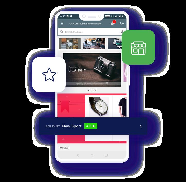 Cs Cart Mobile App - Mobikul