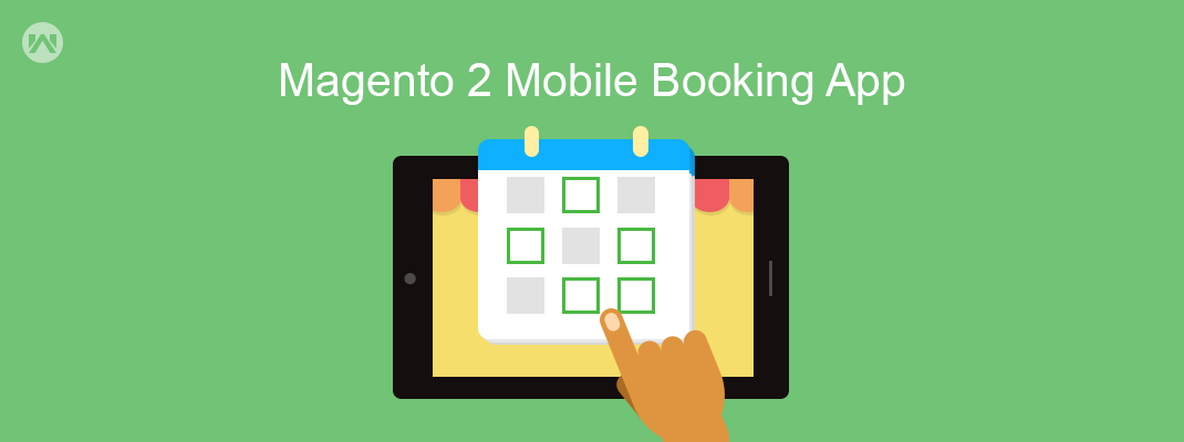 Magento 2 Mobile Booking App