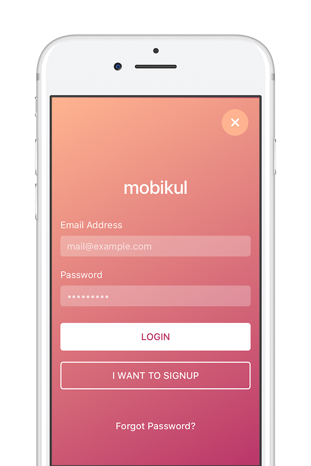 Mobikul Theme Screenshot