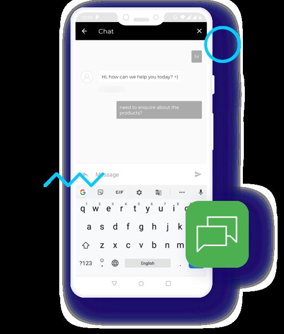 Mobikul Zendesk (formerly Zopim®) Live Chat