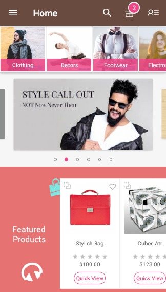 Mobikul Retail Theme