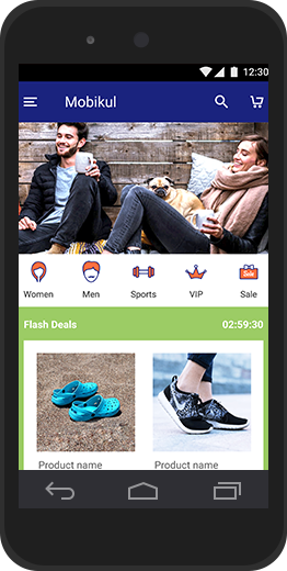 Mobikul eCommerce Store Theme