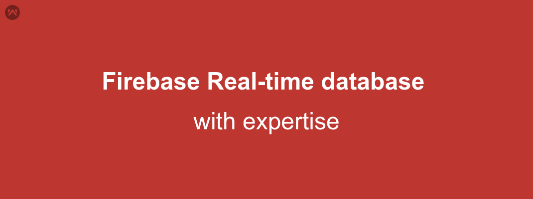 Firebase Real-time database with expertise