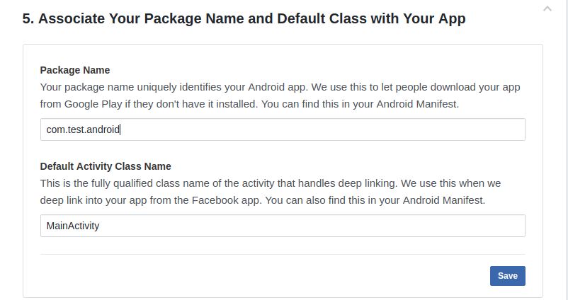 How to provide App-ID on Facebook login in android - Mobikul FAQ