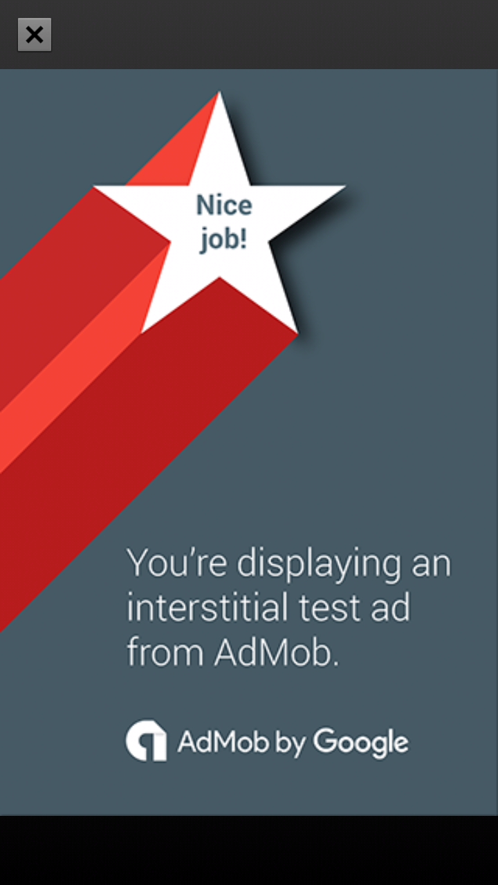 Add AdMob in your Android application - Mobikul