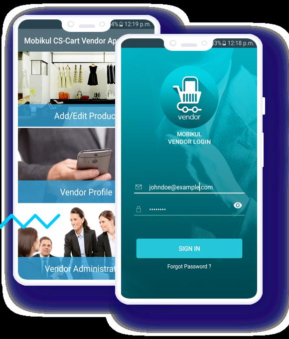Mobikul CS-Cart Vendor App