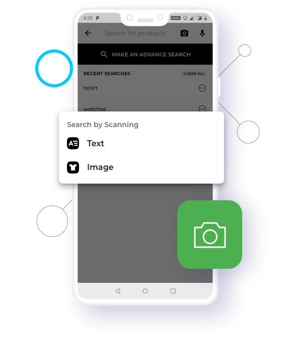 E-commerce Mobile App- Machine Learning