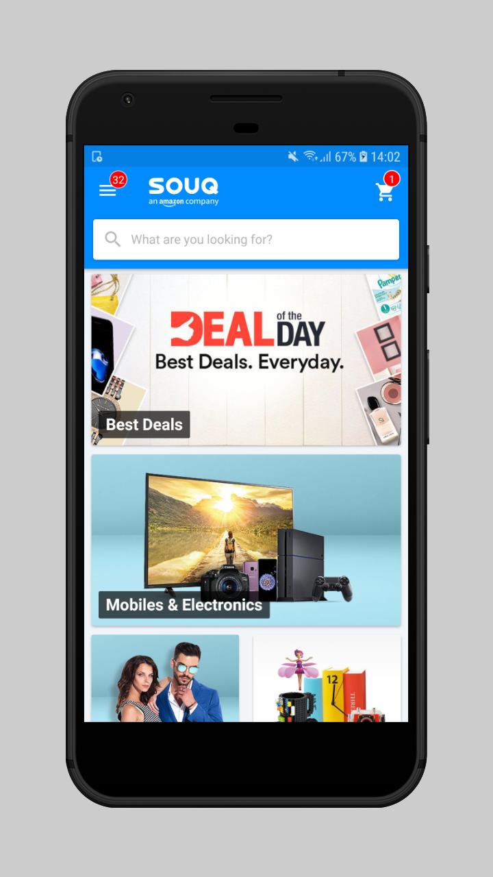 How to start Souq Style Multi seller Mobile App | clone multi vendor app