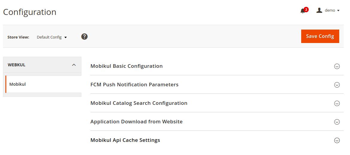 webkul-Magento2-B2B Marketplace App-Configuration