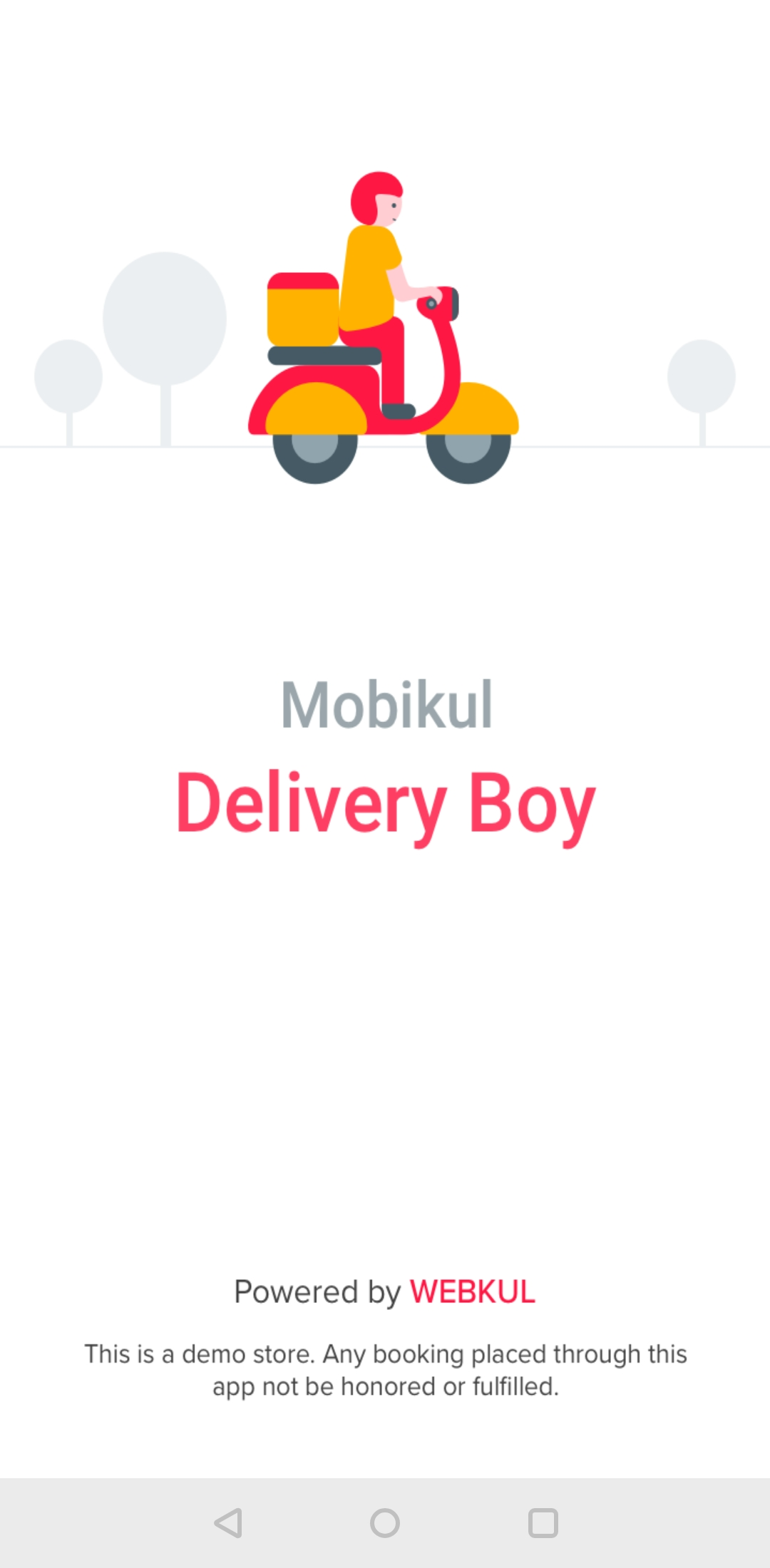 Magento 2 Mobikul Delivery Boy App