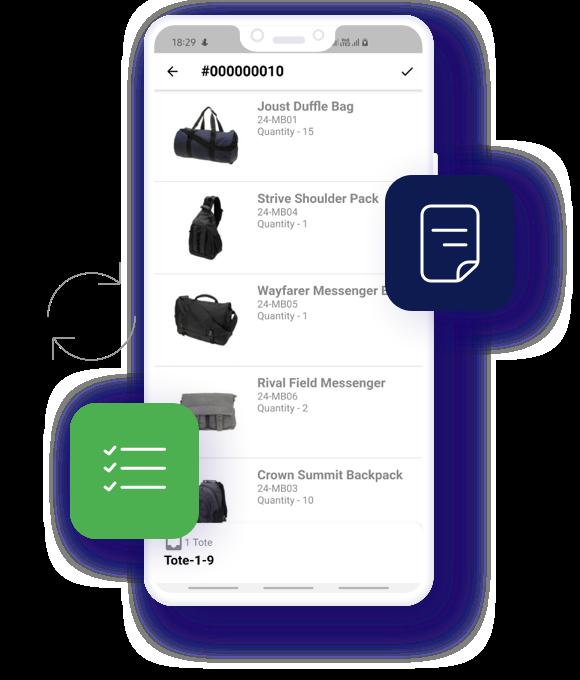 WMS-mobile-app-order-verification
