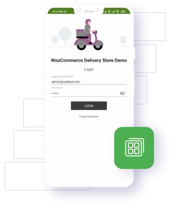 WooCommerce Mobikul Delivery Boy App