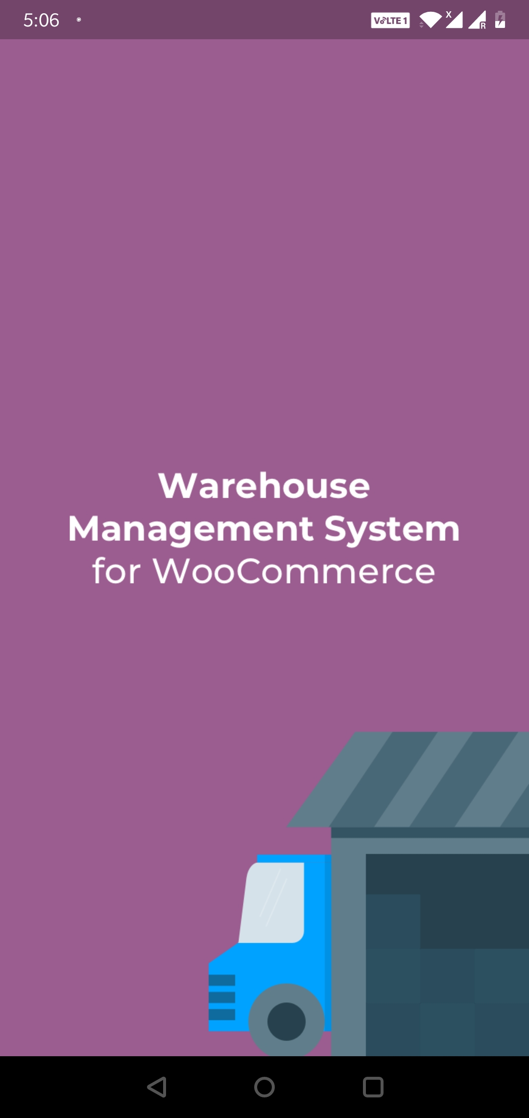 Warehouse Management System (WMS) Mobile App for WooCommerce