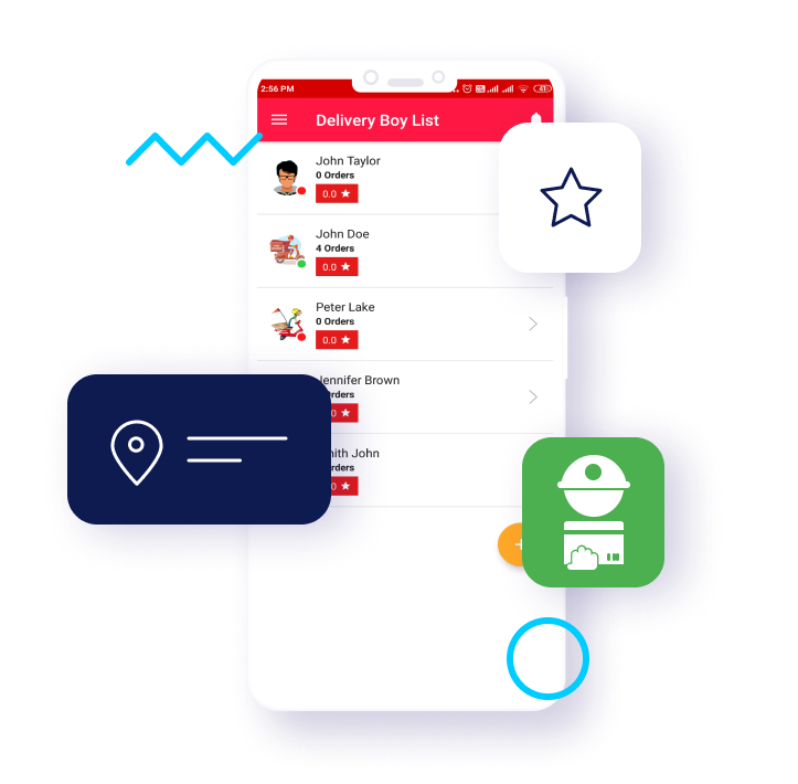Marketplace Delivery Boy App for Magento 2