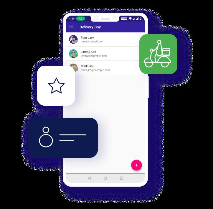 PrestaShop Mobikul Delivery Boy App
