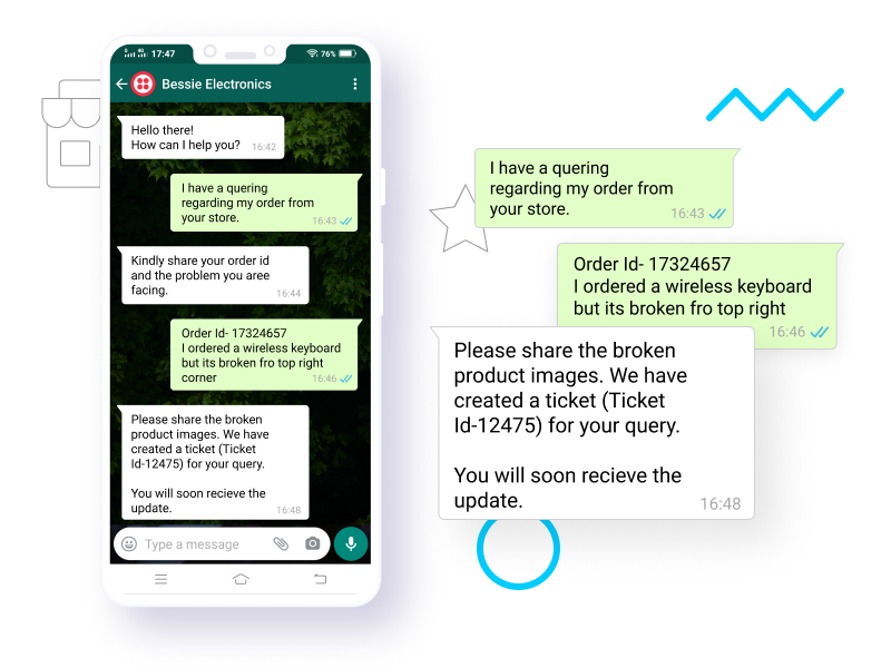 WhatsApp Chat With Admin