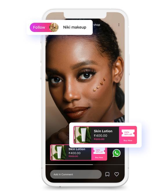 lifestyle video shop app