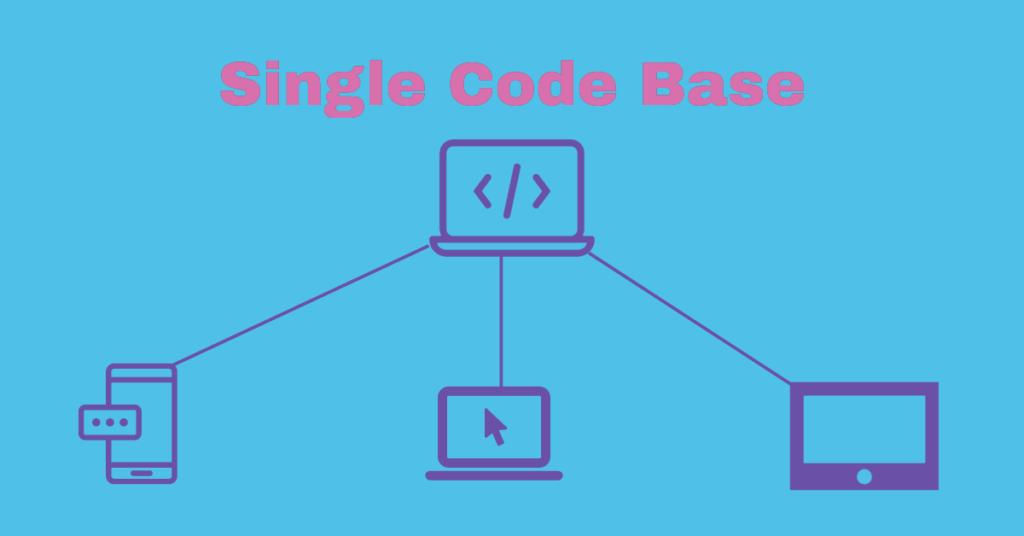 Flutter Single Code Base
