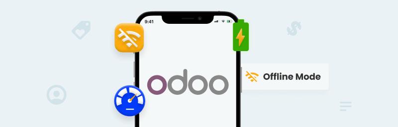 Offline Support in Odoo Mobile App